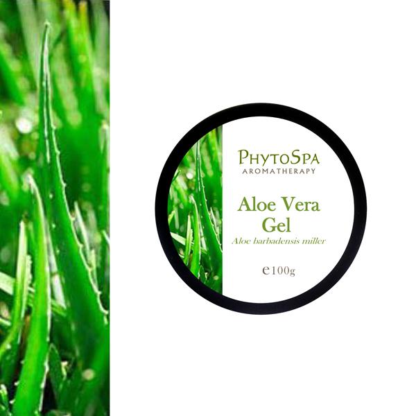 Phyto Spa Aromatherapy 純蘆薈啫喱 100g