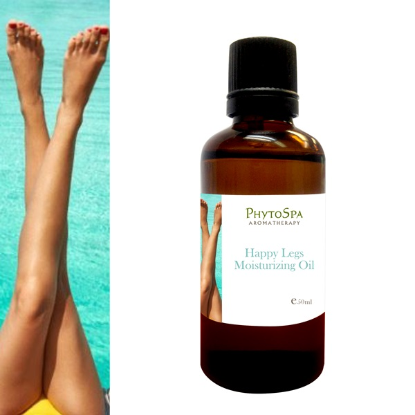 Phyto Spa Aromatherapy 腿部舒緩護膚油 50ml