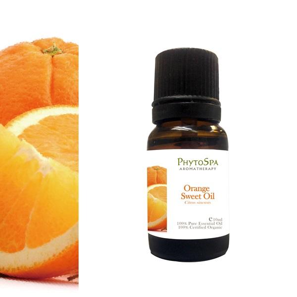 Phyto Spa Aromatherapy 有機甜橙香薰精油 10ml