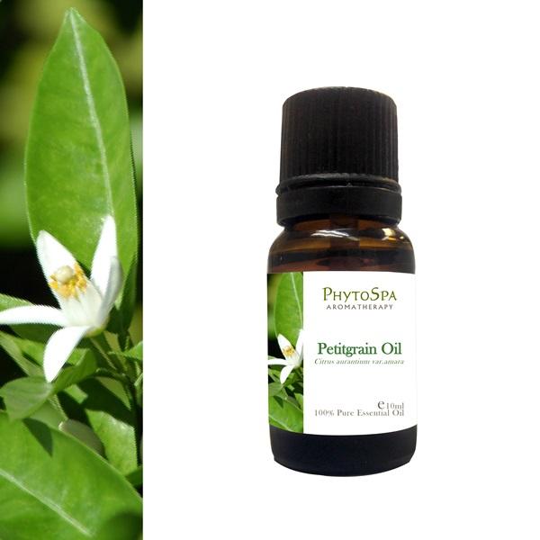 Phyto Spa Aromatherapy 苦橙葉香薰精油 10ml