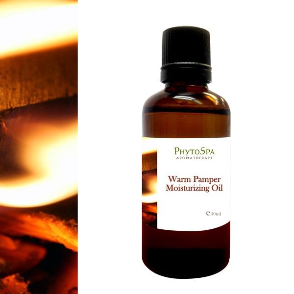 Phyto Spa Aromatherapy 溫感消痛護膚油 50ml